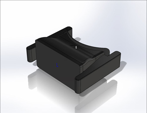 Android VR HMD Eye Tracking Now Running 500Hz
