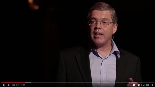 How stores track your shopping behavior / Ray Burke / TEDxIndianapolis
